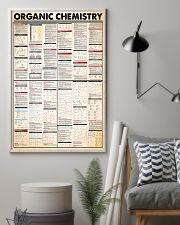 Chemist Organic Chemistry 11x17 Poster lifestyle-poster-1