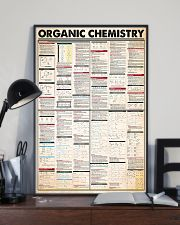 Chemist Organic Chemistry 11x17 Poster lifestyle-poster-2