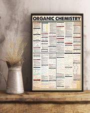 Chemist Organic Chemistry 11x17 Poster lifestyle-poster-3