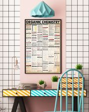 Chemist Organic Chemistry 11x17 Poster lifestyle-poster-6