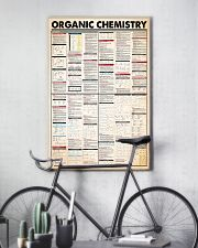 Chemist Organic Chemistry 11x17 Poster lifestyle-poster-7