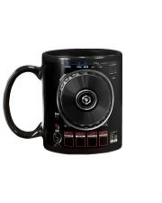 DJ Mixer Mug back