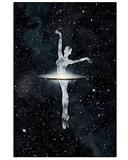 Ballet Dancer And Universe 11x17 Poster front