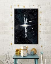 Ballet Dancer And Universe 11x17 Poster lifestyle-holiday-poster-3
