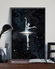 Ballet Dancer And Universe 11x17 Poster lifestyle-poster-2