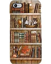 Bookshelves Book Lovers Gift Phone Case i-phone-7-case