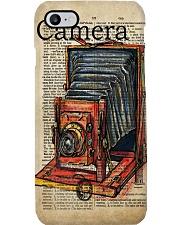 Photographer Drawing Camera Phone Case thumbnail