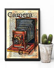 Photographer Drawing Camera 11x17 Poster lifestyle-poster-8