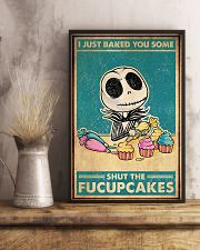 Baking I Just Baked You Some Shut The Fucupcakes 11x17 Poster lifestyle-poster-3