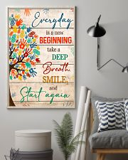 Social Worker Start again 11x17 Poster lifestyle-poster-1