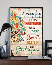 Social Worker Start again 11x17 Poster lifestyle-poster-2