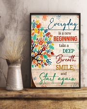 Social Worker Start again 11x17 Poster lifestyle-poster-3