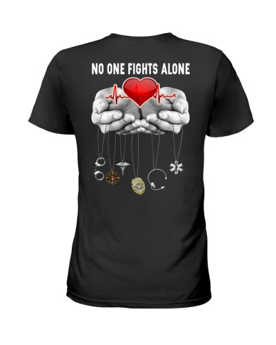 CNA No one fights alone