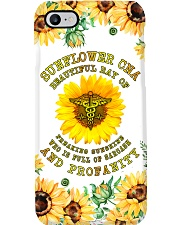 Sunflower CNA beautiful day Phone Case i-phone-7-case