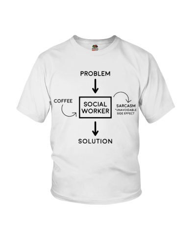 Social Worker Giving Solutions