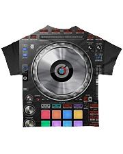 DJ Gift All-over T-Shirt back