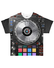 DJ Gift All-over T-Shirt front