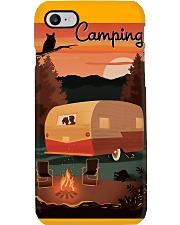 Camping Sunset Phone Case i-phone-7-case