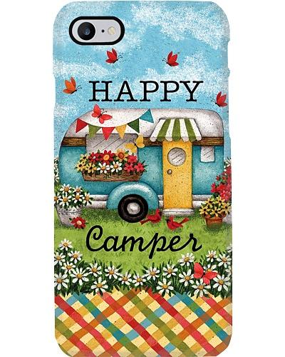 Camping Happy Camper