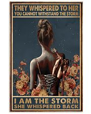 Ballet I A The Storm 11x17 Poster front