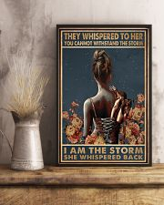 Ballet I A The Storm 11x17 Poster lifestyle-poster-3