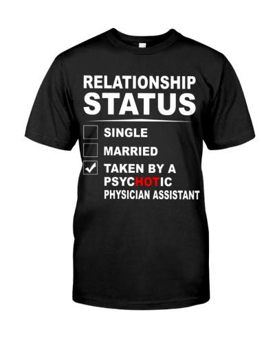 Physician Assistant - Relationship Status