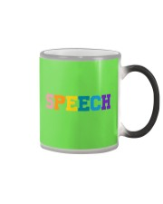 Speech Language Pathologist Gift Color Changing Mug thumbnail