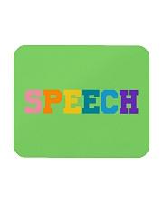 Speech Language Pathologist Gift Mousepad thumbnail