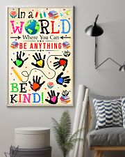 Social Worker Be Kind 11x17 Poster lifestyle-poster-1