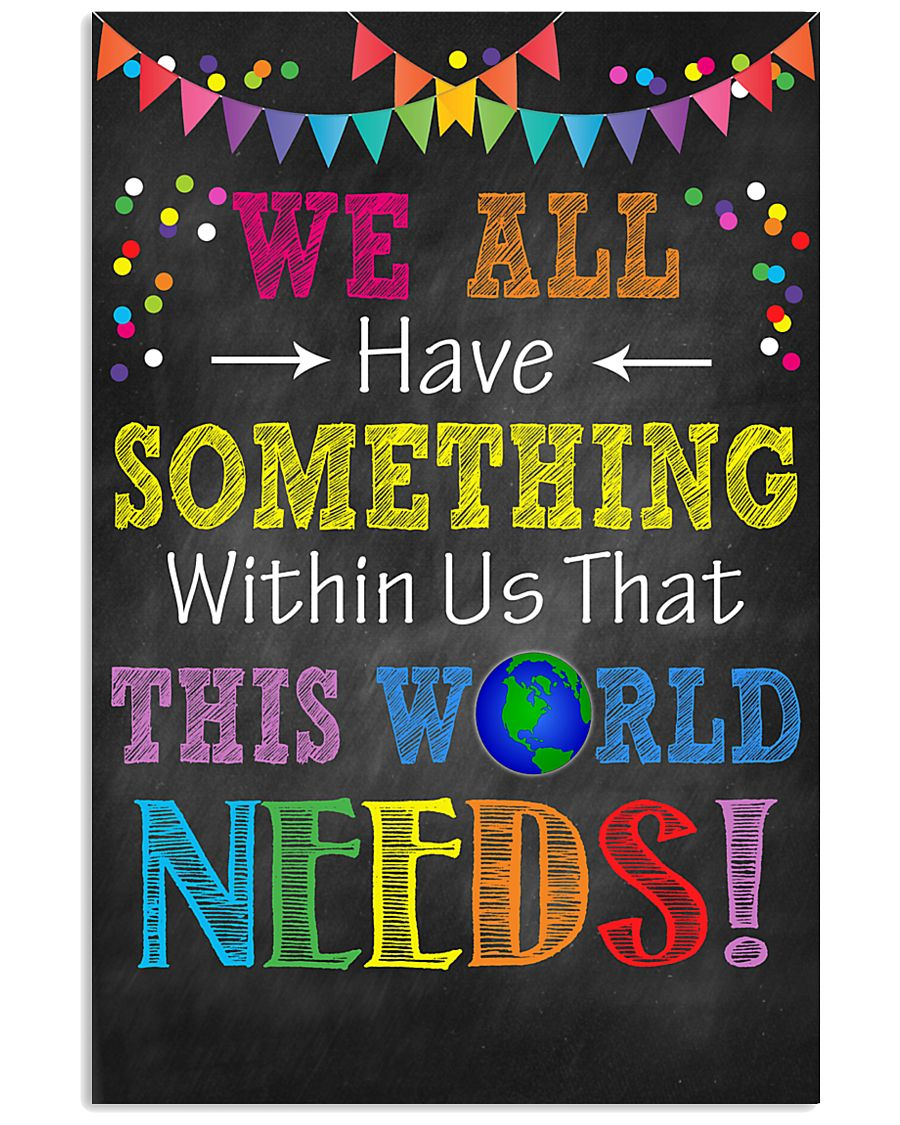 Social Worker We have  11x17 Poster