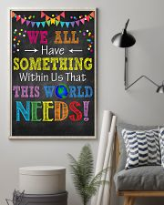 Social Worker We have  11x17 Poster lifestyle-poster-1