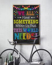 Social Worker We have  11x17 Poster lifestyle-poster-7