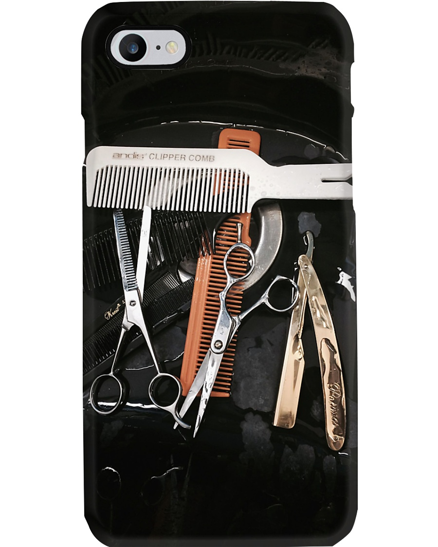Cool Comb Tools Hairdresser  Phone Case