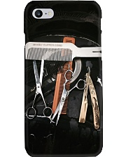 Cool Comb Tools Hairdresser  Phone Case i-phone-7-case