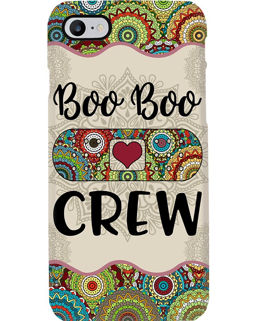 Paramedic Boo Boo Crew Phone Case