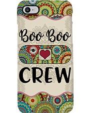 Paramedic Boo Boo Crew Phone Case i-phone-7-case