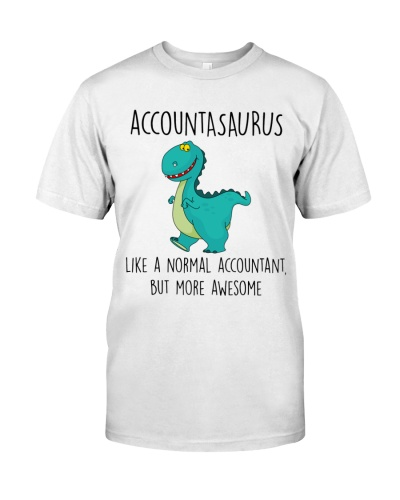 Accountasaurus Like Accountant But More Awesome
