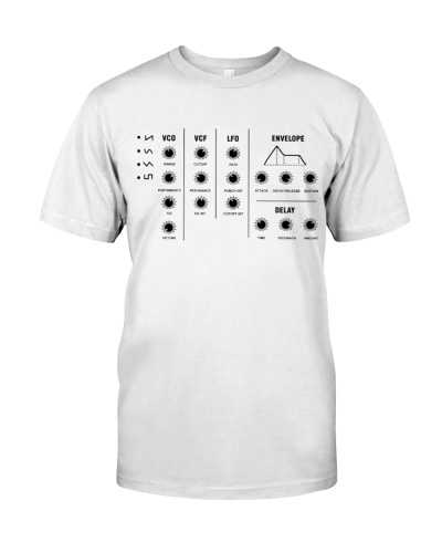 Outline Synthesizer Machine