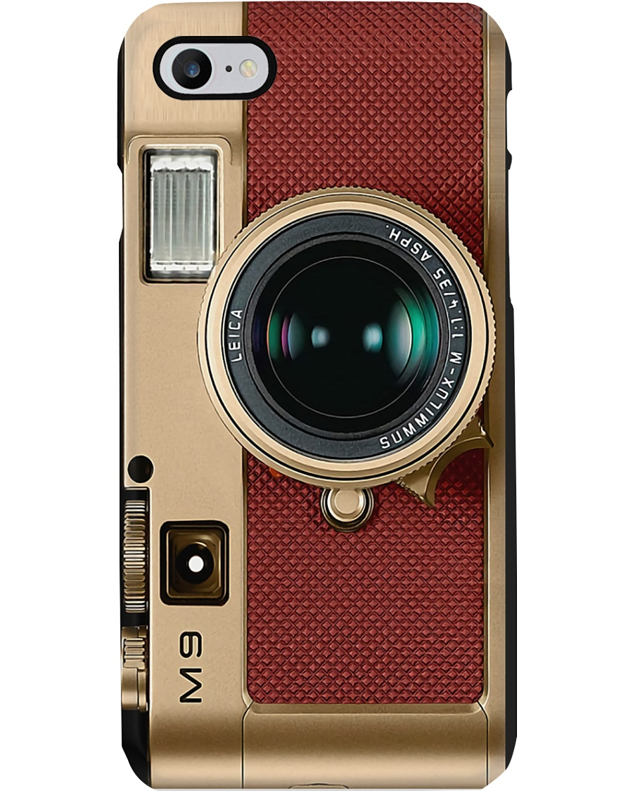 Vintage Camera Photographer Phone Case