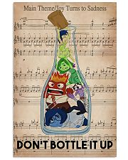 Social Worker Don't Bottle It Up 11x17 Poster front