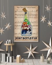Social Worker Don't Bottle It Up 11x17 Poster lifestyle-holiday-poster-1