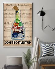 Social Worker Don't Bottle It Up 11x17 Poster lifestyle-poster-1