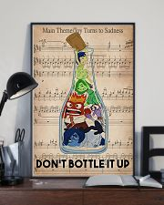 Social Worker Don't Bottle It Up 11x17 Poster lifestyle-poster-2