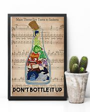 Social Worker Don't Bottle It Up 11x17 Poster lifestyle-poster-8