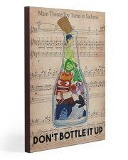 Social Worker Don't Bottle It Up 20x30 Gallery Wrapped Canvas Prints thumbnail