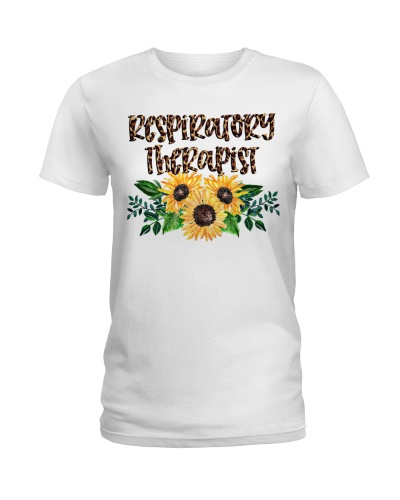 Respiratory Therapist Leopard