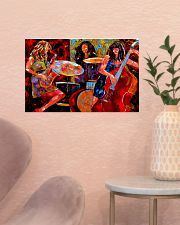 Contrabass Girls 17x11 Poster poster-landscape-17x11-lifestyle-22