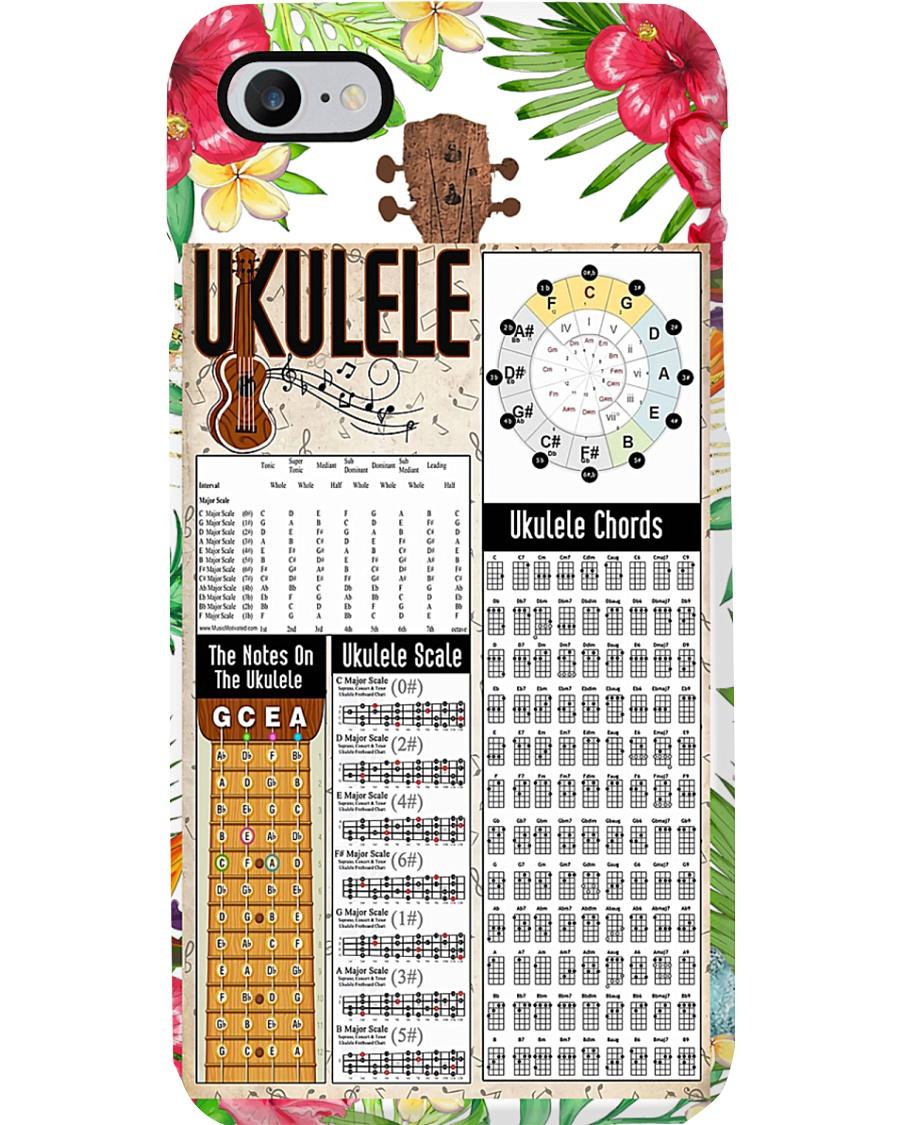 Ukulele Knowledge Phone Case