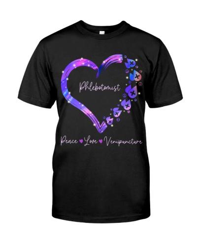Phlebotomist Peace Love
