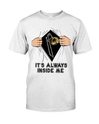 Trombone It's Always Inside Me